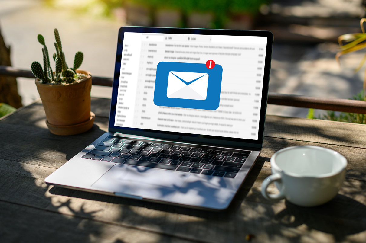 Image promoting ndmail email management software