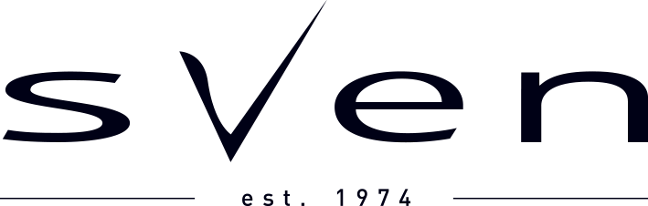 sven furniture logo, one of our office furniture manufacturers UK partners