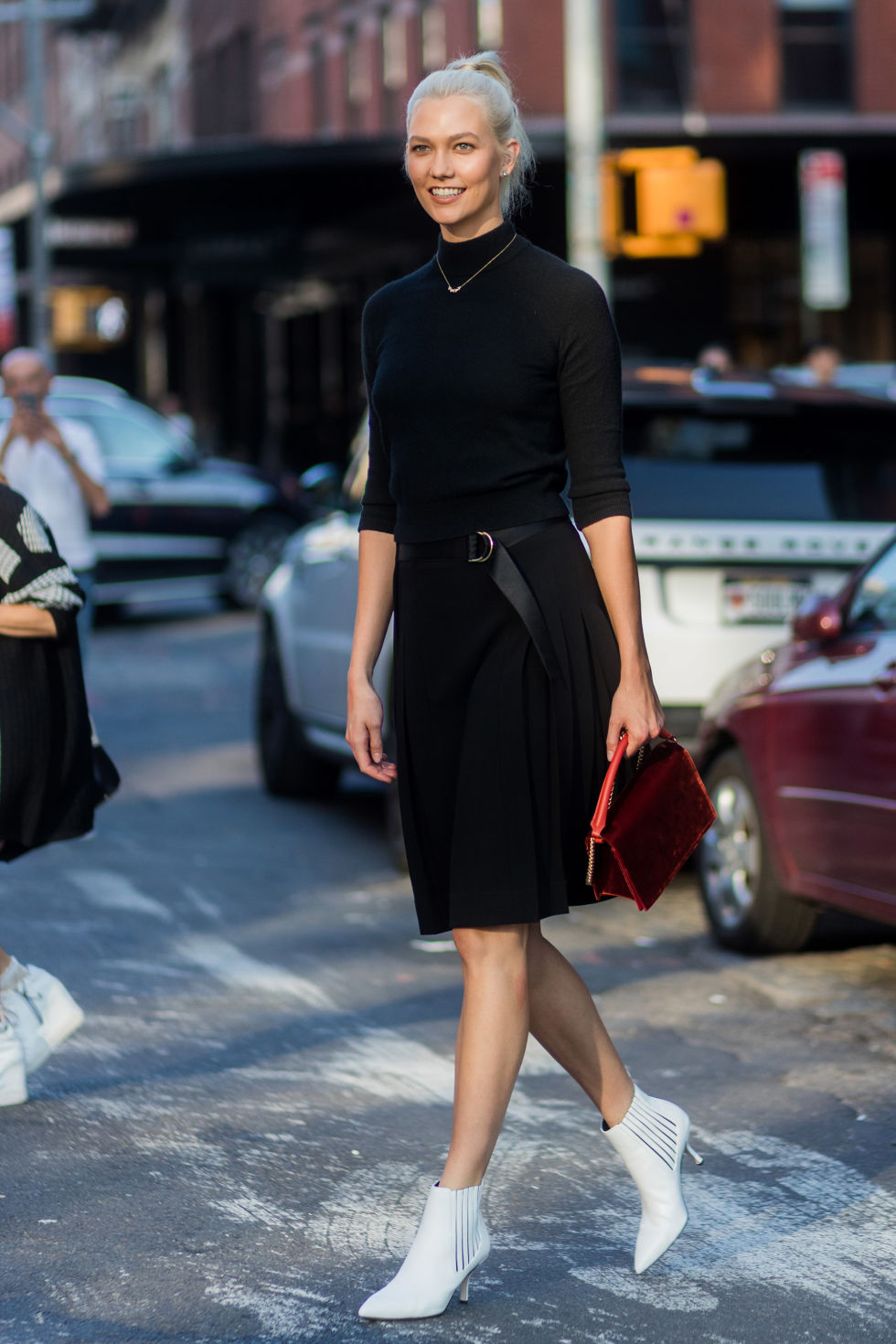 Image result for nyfw street style ss18