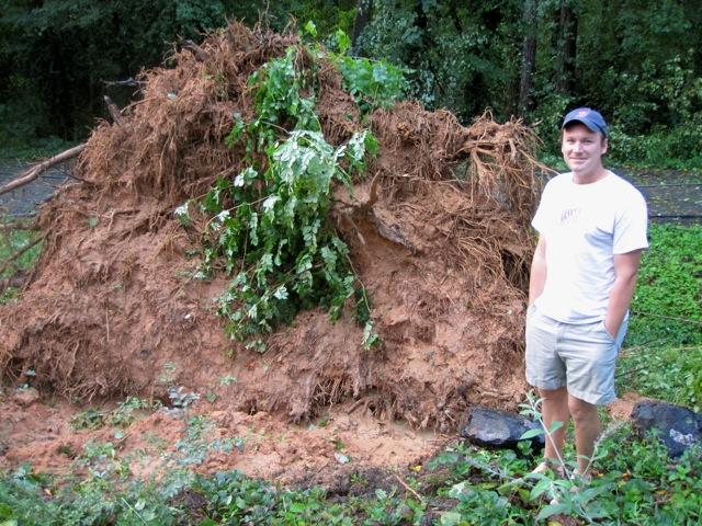 Hurricane Irene: The View from Richmond, VA (3/6)