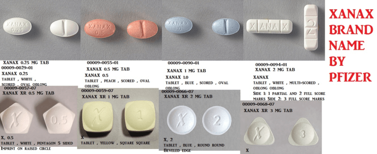 how long does xanax stay in your system when pregnant