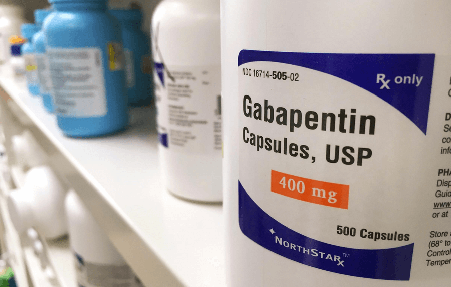is gabapentin a narcotic