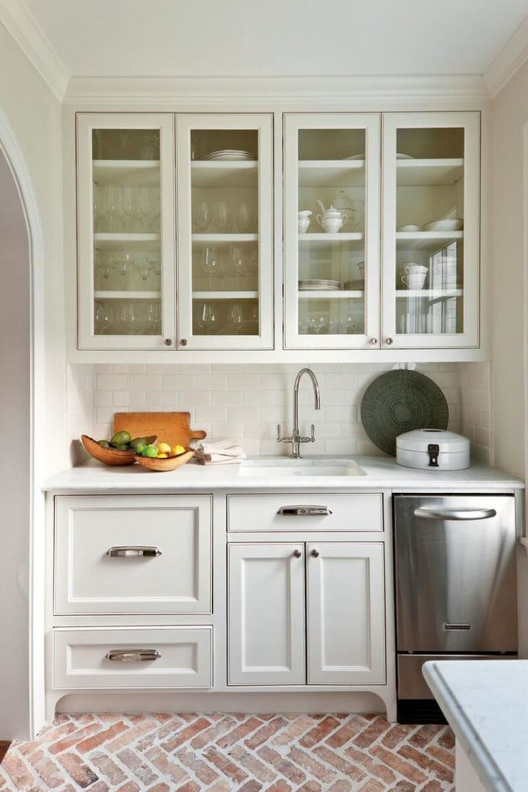 Classic Finishes Kitchen Cabinet Ideas