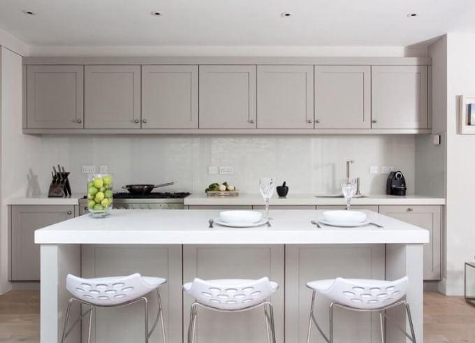 Color Kitchen Cabinet Ideas