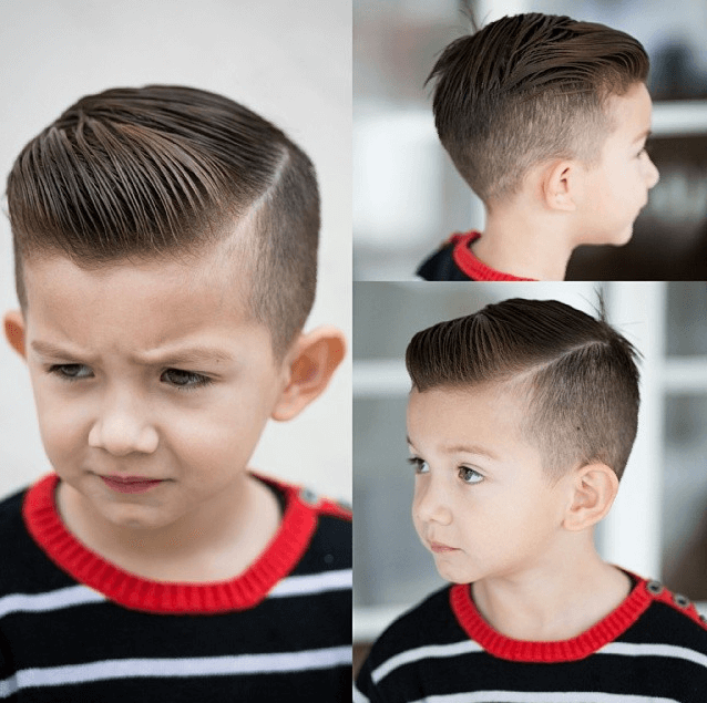baby s haircut age hairstyles ideas trendy and toddler boy 1518