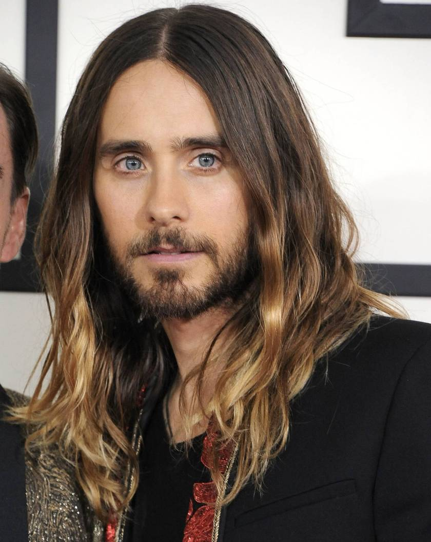 Long Hairstyle for Men: Jared Leto