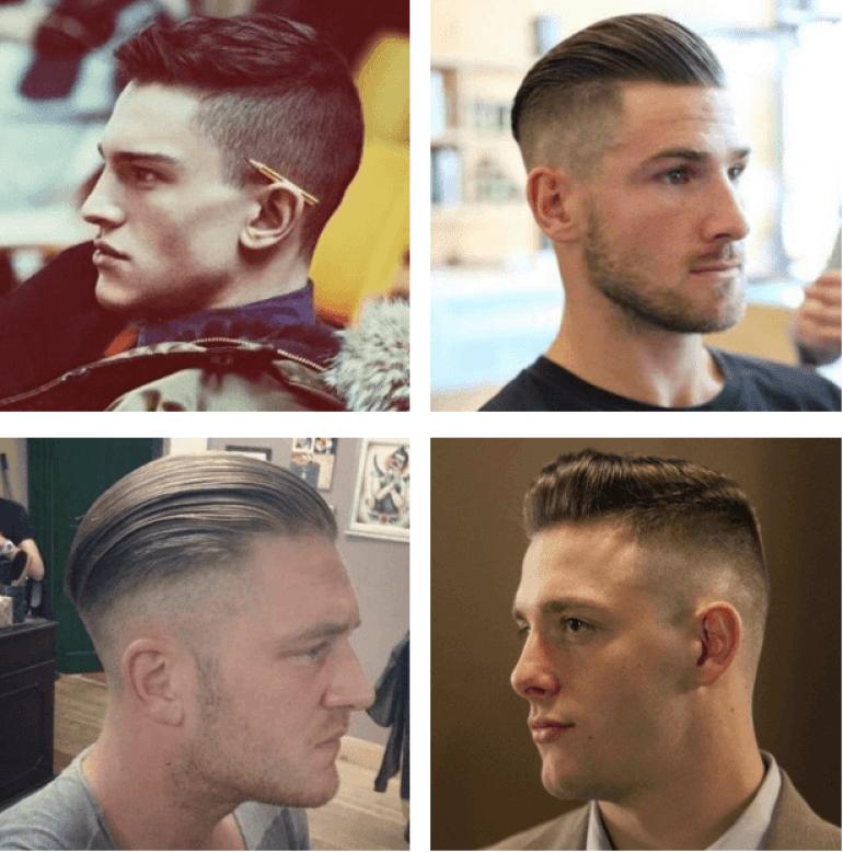 Undercut Military Haircut
