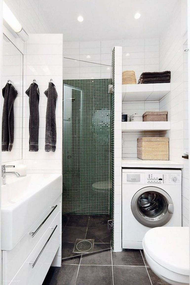Bath and Laundry Room Ideas