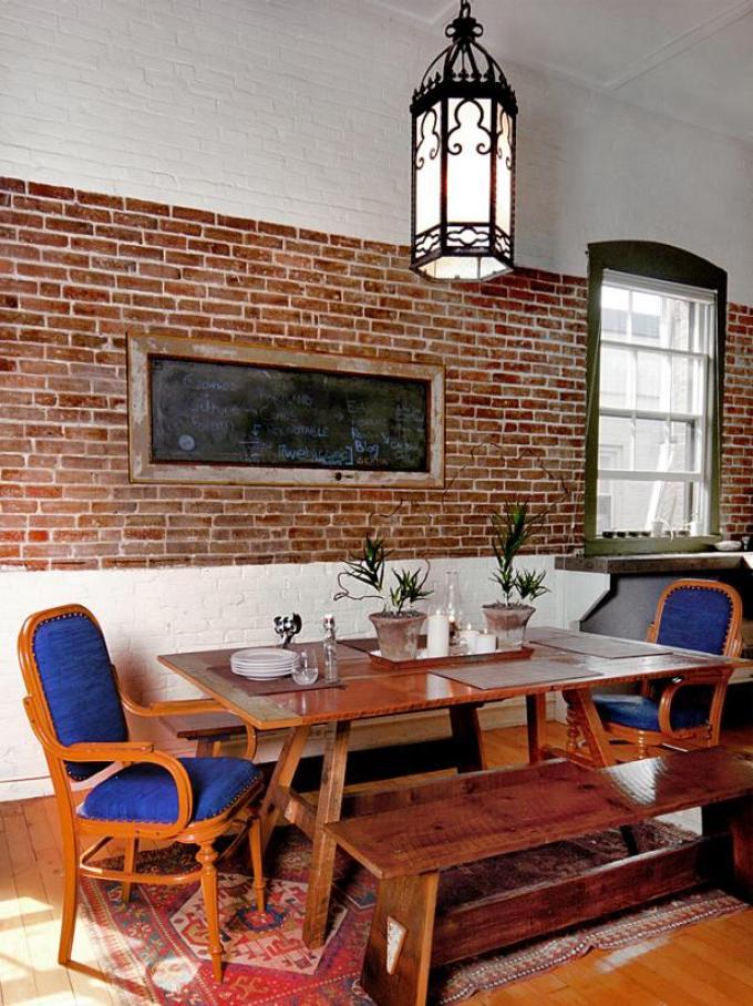 Dining Room Wall Decor Ideas: Chalkboard - harpmagazine.com