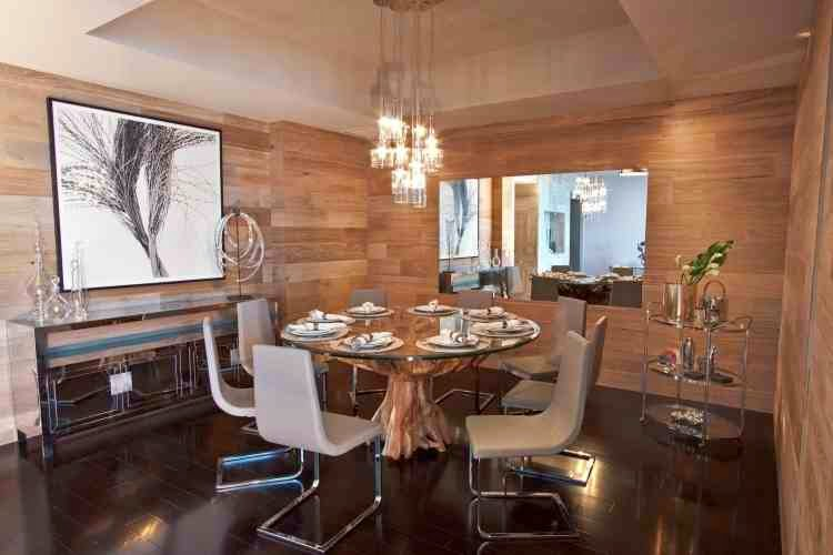 Dining Room Wall Decor Ideas In Classic Interior Style