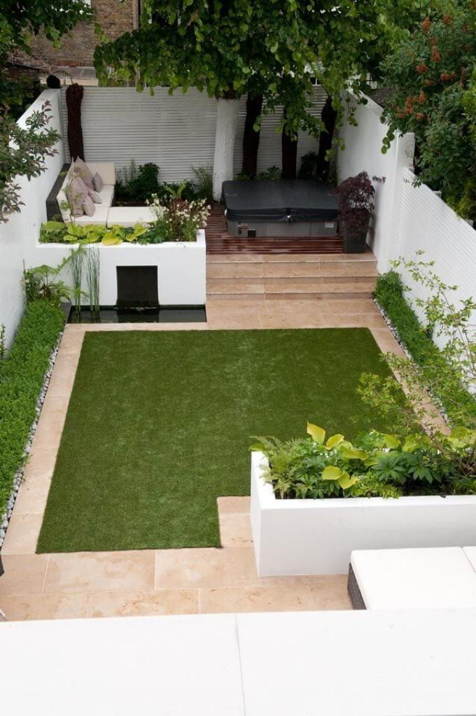 Backyard Landscaping Ideas - Lawn and Nook - harpmagazine.com