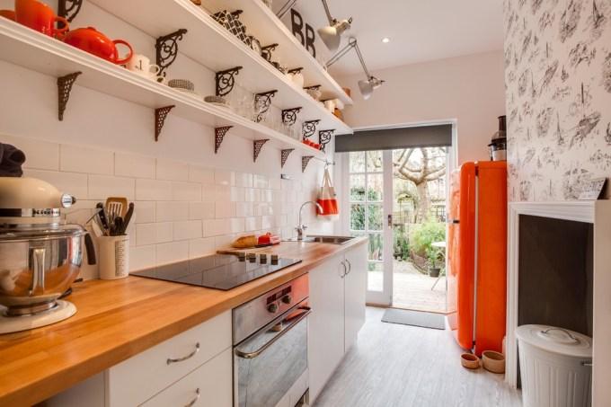 Kitchen Lighting Ideas in Cabinets - harpmagazine.com