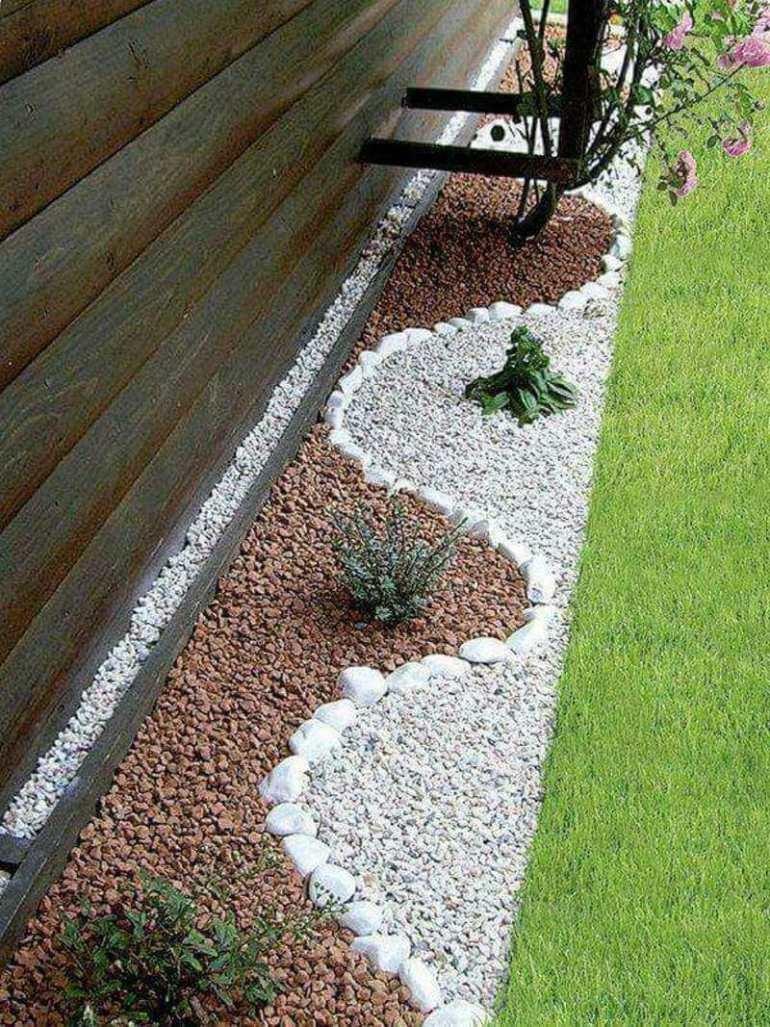 Backyard Landscaping Ideas - Yin Yang Garden - harpmagazine.com