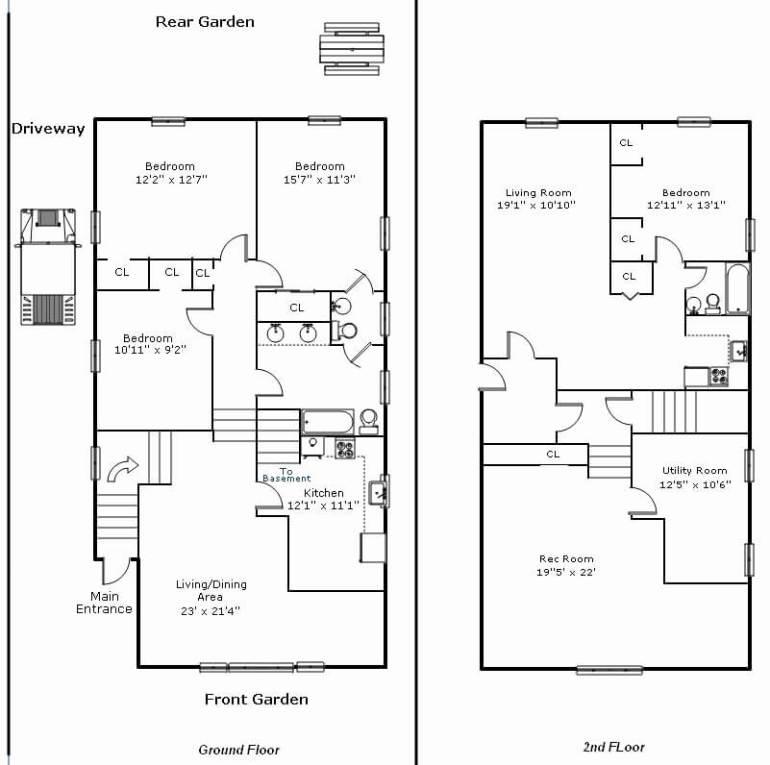 30 Creative Open Concept: Modern Barndominium Floor Plans 2 Story With Loft [30x40