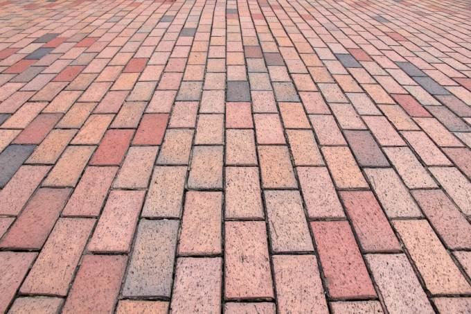 Paver Patio Ideas Running Bond Pattern - harpmagazine.com