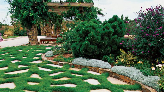 Paver Patio Ideas Barefoot Patio harpmagazine.com