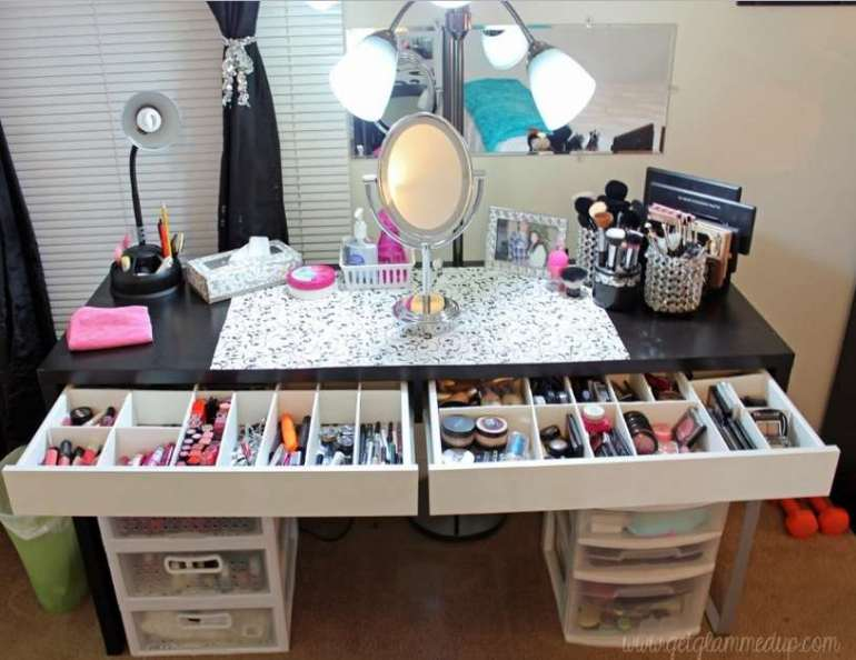 Makeup Room Ideas - Makeup Room Ideas - harpmagazine.com
