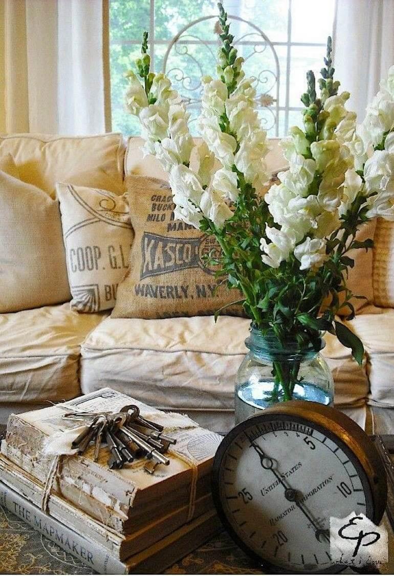 Rustic Chic Living Rooms Ideas - Historian of the Sea - harpmagazine.com