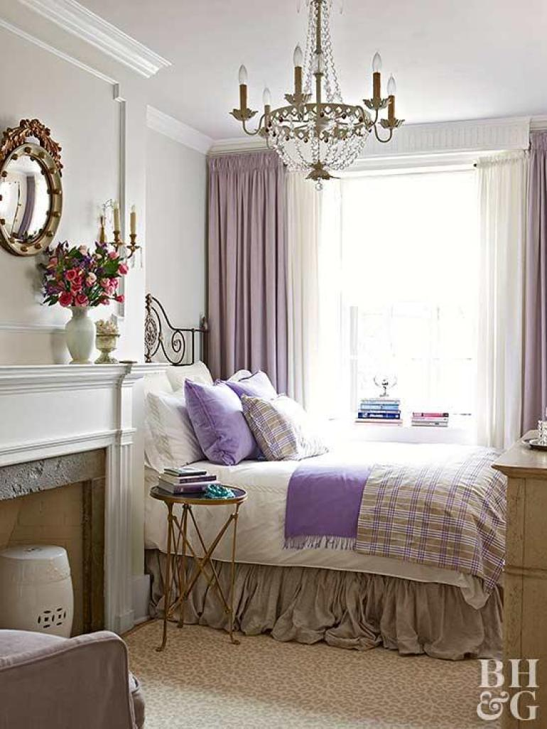 Master Bedroom Decor Ideas - Small and Cozy - Harpmagazine.com