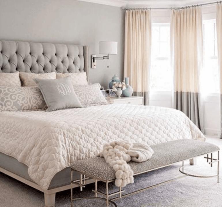 Serene and StylishMaster Bedroom Decor Ideas - Harpmagazine.com