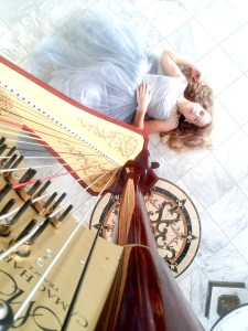 Wedding-Harpist-Musician-Nichole-Rohrbach-Philadelphia-Photoshoot