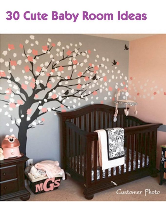 Baby Room Ideas Cute Wallpaper for Baby Room Ideas - Harppost.com