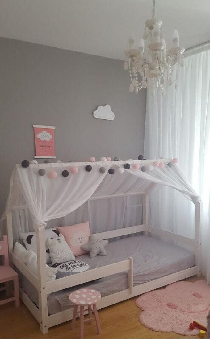 Baby Room Ideas Pretty Designs for Baby Girl Bedroom - Harppost.com