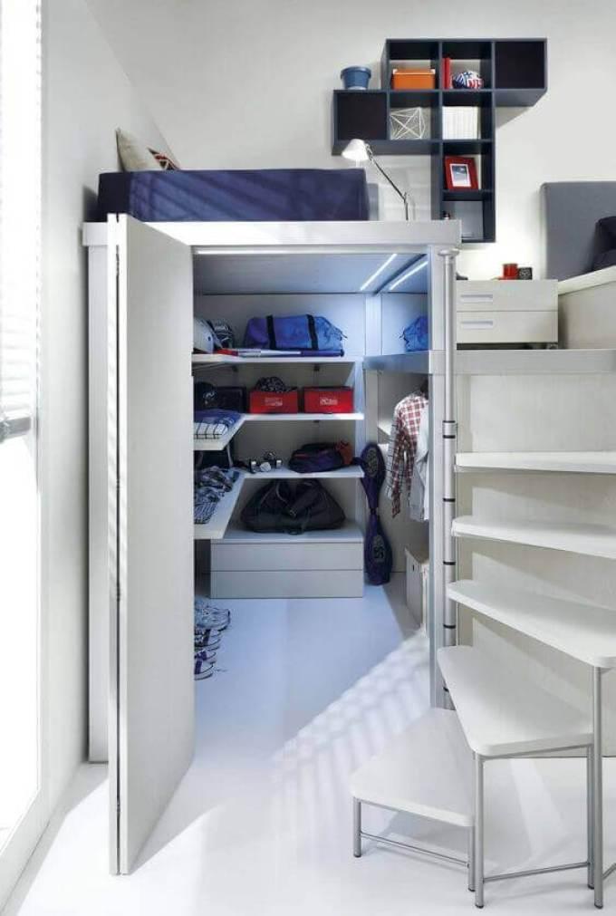 Boys Bedroom Ideas Stairway to Relaxing Zone - Harppost.com