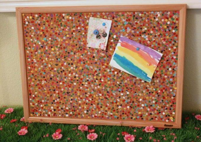 Color Up Your Cork Board Ideas - Harppost.com