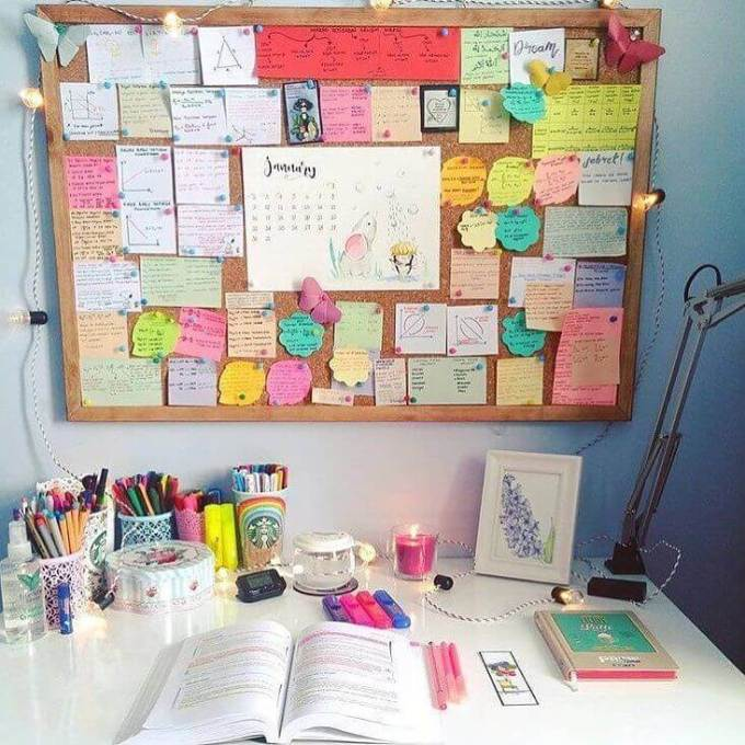 Cork Board Ideas Let's Pull an All Nighter - Harppost.com