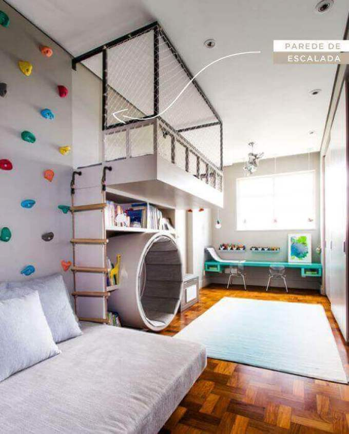 Kids Bedroom Ideas Multipurpose Space - Harppost.com