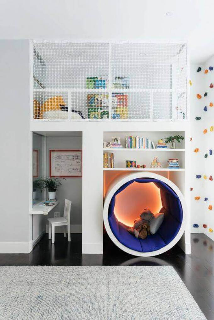 Kids Bedroom Ideas Sporty Escape - Harppost.com