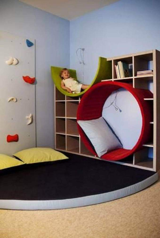 Kids Bedroom Ideas Unusual Dreamscape - Harppost.com