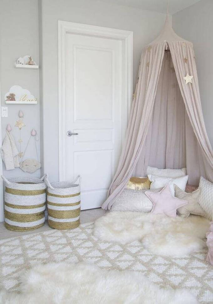 Playful Girls Bedroom Ideas - Harppost.com