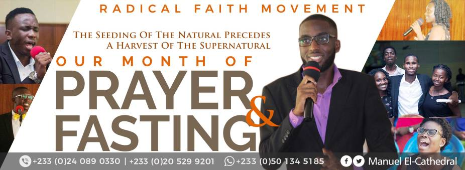 Banner for Radical Faith Movement