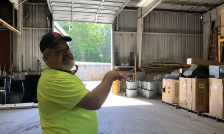 Major project at recycling center to start this month