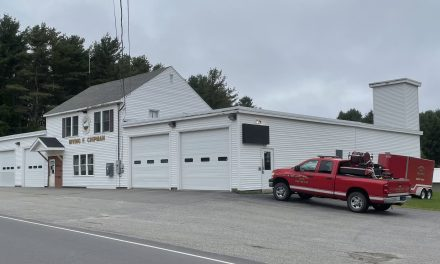 Harpswell Neck Fire and Rescue station renovations near completion