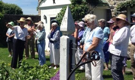 Field Trip to Cynthia Hosmer's farm in York, Maine; June, 2014
