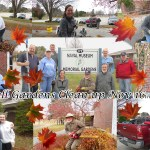 Thanks to Jeff Smat of the Brunswick Naval Museum Board of Directors for putting together this collage of photos Suzanne took at the clean-up on November 7th!