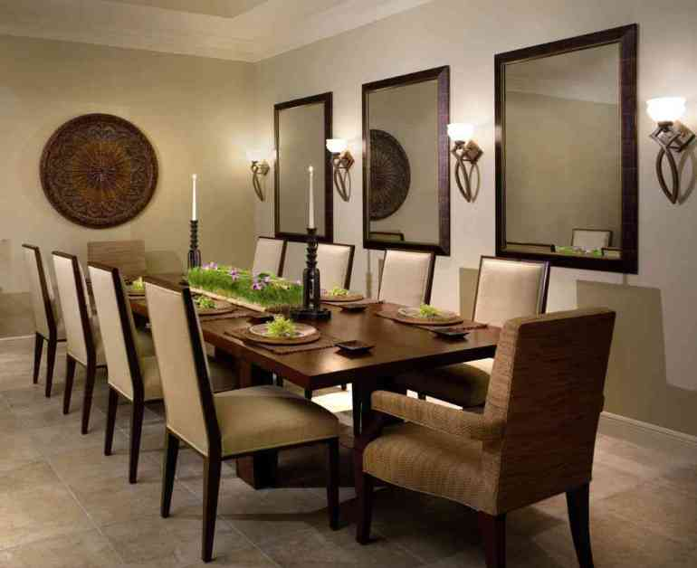 29 best dining room wall decor ideas 2018 modern contemporary pictures. Black Bedroom Furniture Sets. Home Design Ideas