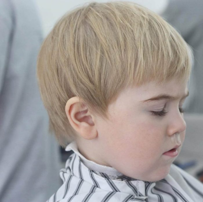 12. Little Kids Hairstyles go to school - Harptimes.com
