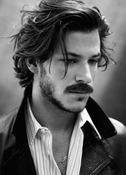 Best Medium Length Hairstyles for Men Windswept Bro Flow Mens Hairstyle