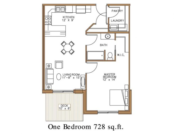 Barndominium Floor Plans - 13. Barndominium for Honeymoon