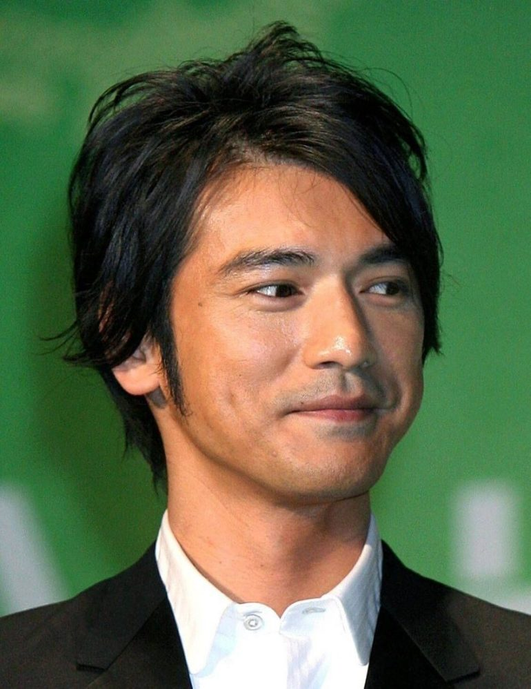 Asian Hairstyles Men in Full-Bodied - Harptimes.com
