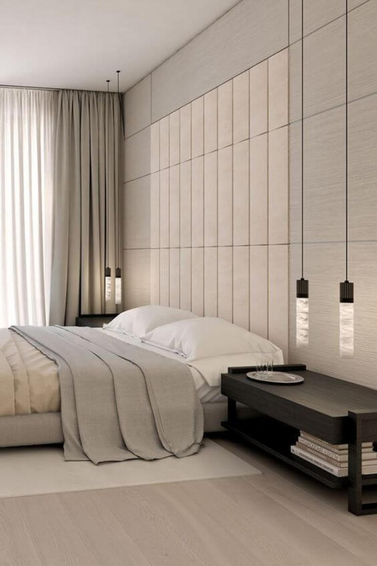5. Contemporary Master Bedroom Design Ideas - Harptimes.com