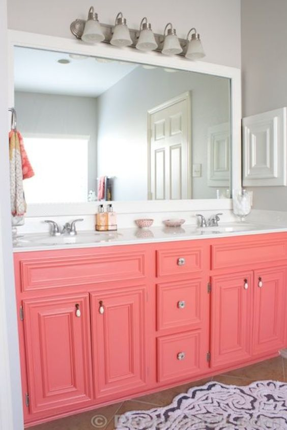 Bathroom Cabinet Ideas Cute Pink Bathroom Cabinet Ideas - Harptimes.com