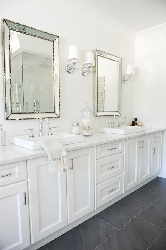 Bathroom Cabinet Ideas Hampton Style Bathroom Cabinet - Harptimes.com