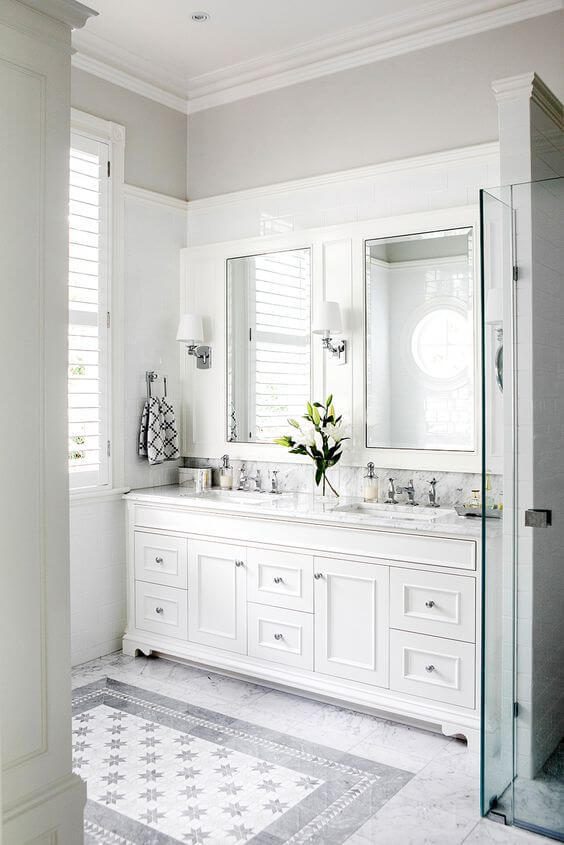 Bathroom Cabinet Ideas White Lacquer Vanity and Cabinet - Harptimes.com