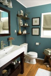 What Is Good Color For Bathroom Walls