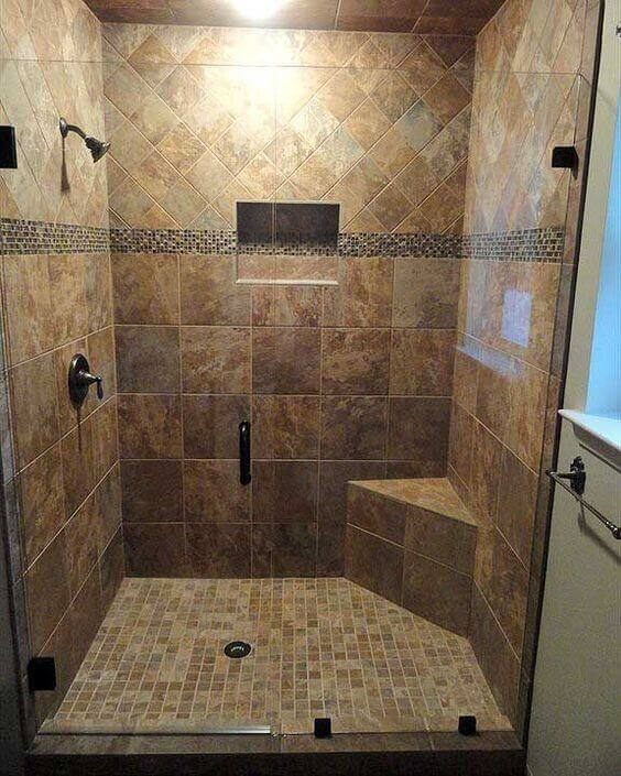 Luxurious Tile Walk In Shower Tile Ideas - Harptimes.com